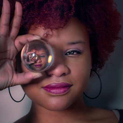 How to Deal with Anxiety: Girl, Put That Crystal Ball Away!