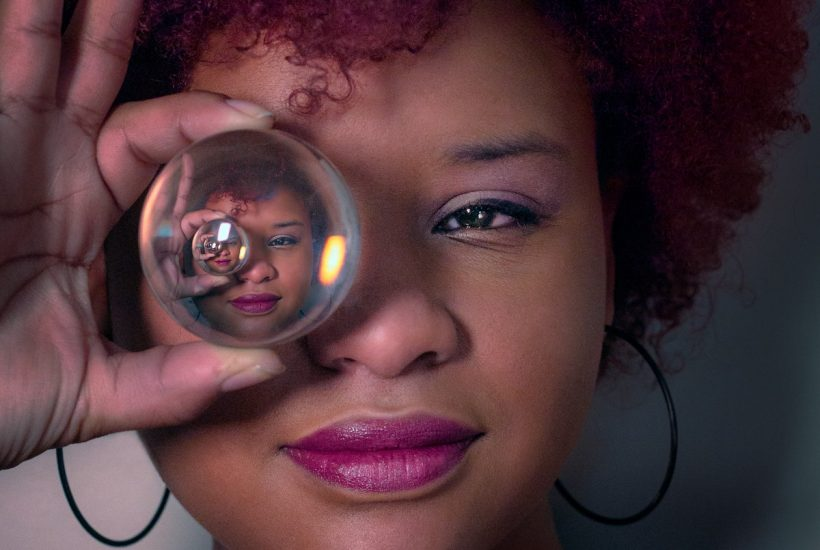 How to Handle Anxiety - Woman with Crystal Ball | Therapy for teens and young girls in Maryland and Georiga | Anti-Anxiety in Maryland | Specialized counseling for women and girls in Leonardtown and Dunkirk Maryland